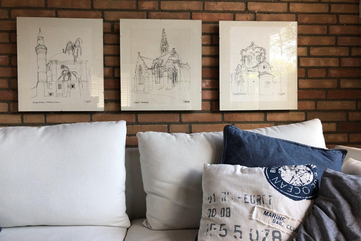 Haus_Blick auf Trio-Bilder Vater